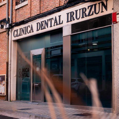 clínica dental en villava